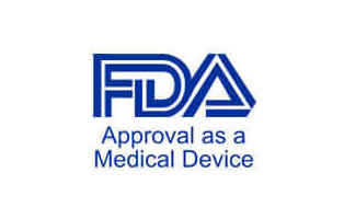 Approval as a medical device